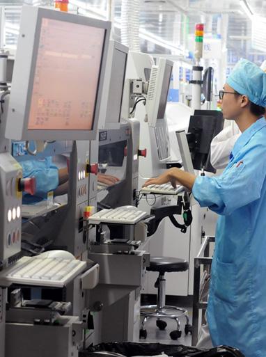 FASTPCBA-Full automatic SMT production line
