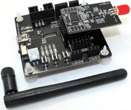 Fr4 pcb for Amplifier device module