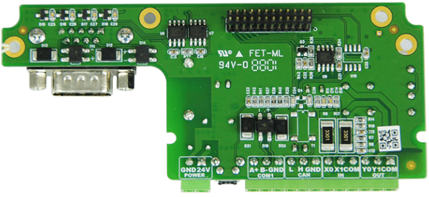 PCB fabrication for industrial equipment