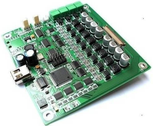 94v0 circuit board for doppler fetal instrument