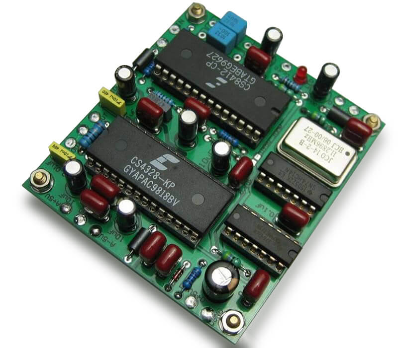 Prototype pcb assembly for central control machine, making subwa
