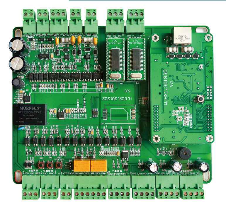 prototype pcb assembly for narrowband Internet of Things (NB-IoT