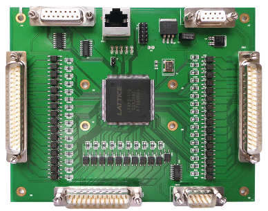 Prototype pcb assembly for NB-IoT smart meter