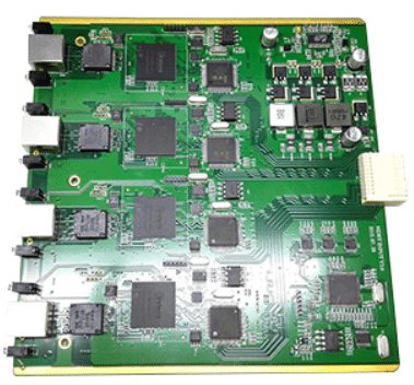 Prototype pcb assembly for ultra-small automatic smoke tester