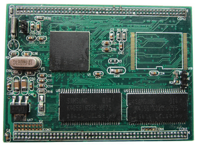 Prototype pcb assembly for ultra-pulse carbon dioxide laser mach