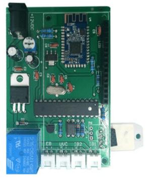 Prototype pcb assembly