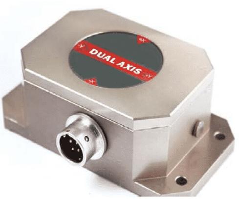 current output tilt sensor