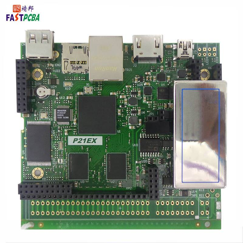 Turnkey pcb manufacturing of intelligent gateway host