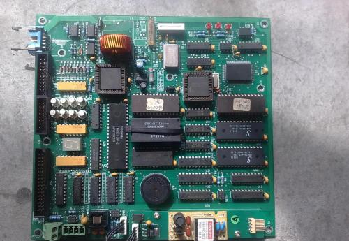 Prototype pcb assembly programmable touch screen constant temper
