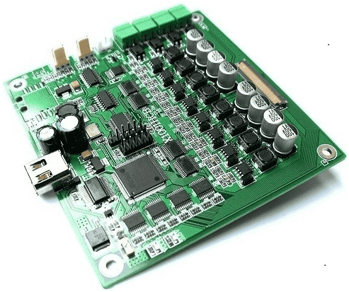 Medical infrared thermal imaging camera PCB SMT manufacturing