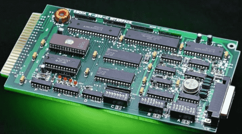 Pulmonary function tester PCB assembly