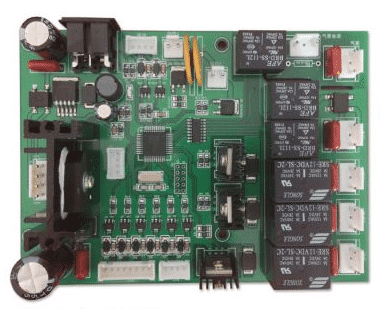 Pcb prototype service for Airflow manifold smoke generator