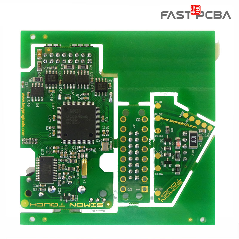 Quick turn pcb manufacturer custom pcb board factory