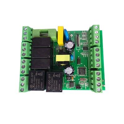 Prototype circuit board order custom pcb manufacturing service