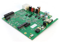 Automotive control PCBA circuit board