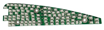 Smart electronic board for wired power off call sensor