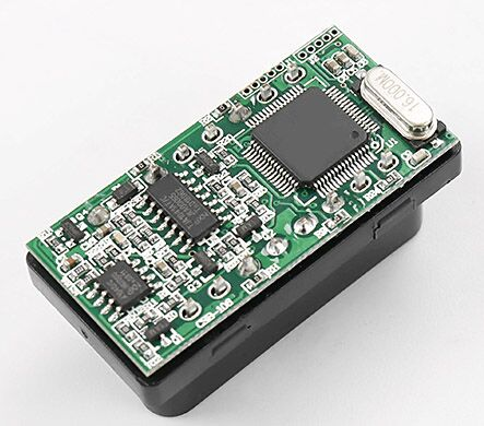 Smart electronic board for tire pressure monitoring device (TPMS