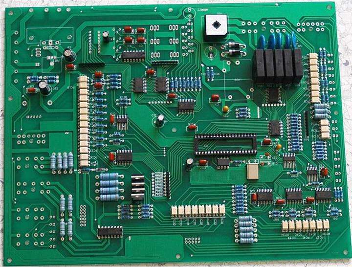 PCB prototype for complete denervation therapy