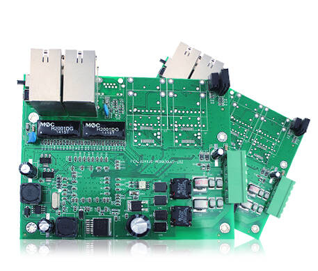 Digital dispensing device pcb manufacturing and assembly