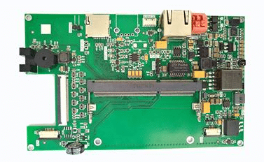 Turnkey pcb assembly double eight color high resolution universa