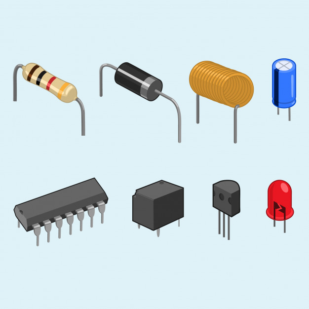 Surface mount component package category