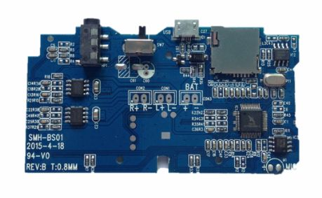 Prototype pcb manufacturing for automatic metering machine