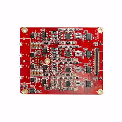 Custom pcb assembly fast pcb manufacturing made in china