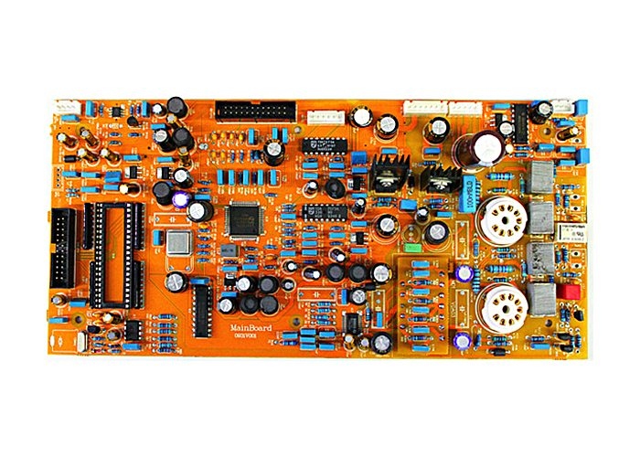 Gold package pcb assembly SMT processing