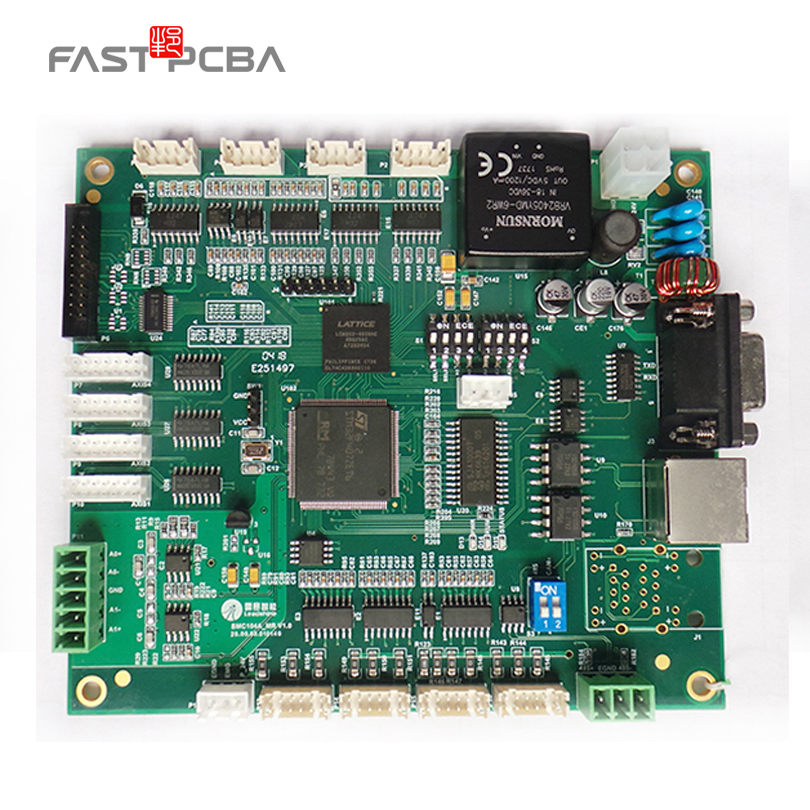 PCB assembly for Ice thermaCool wrinkle remover