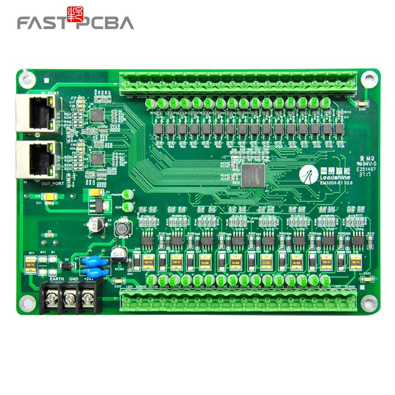 HDI pcb board fabrication and assembly