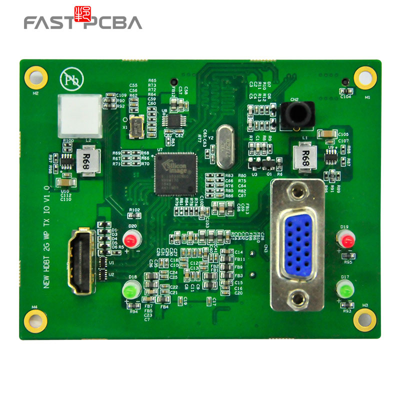Multilayer pcb manufacturing factory