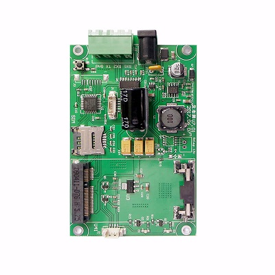 Brake system pcb control board prototype pcb manufacturing