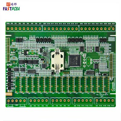SMT manufacturing fast turn pcb assembly circuit board maker