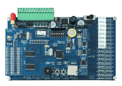 Pcb prototype china elevator card controller