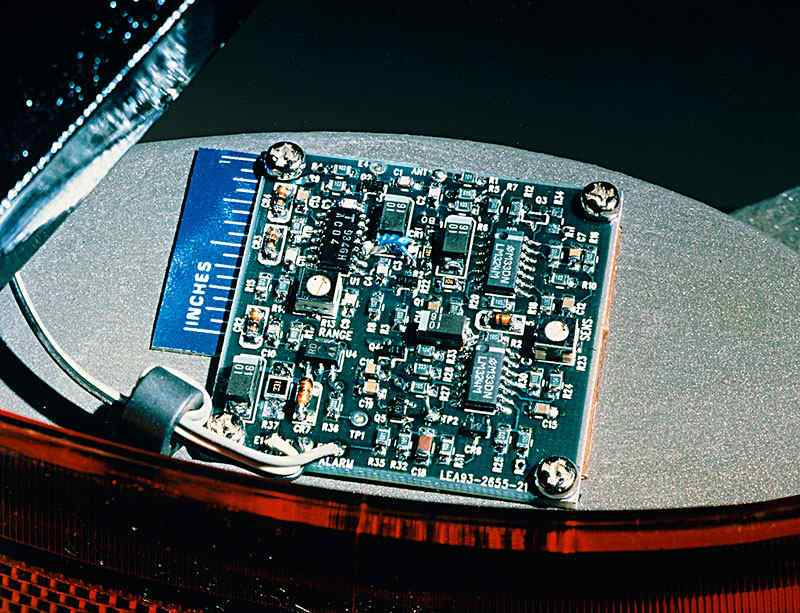 Prototype pcb assembly for marine mammal research
