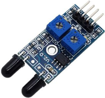 Smart electronic board for wired flame sensor