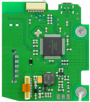 FR4 PCB for industrial control board (flow meter)