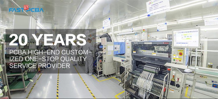 20 years pcb factory