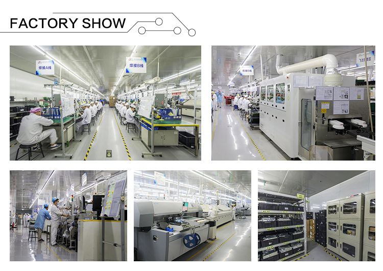pcb factory exhibition