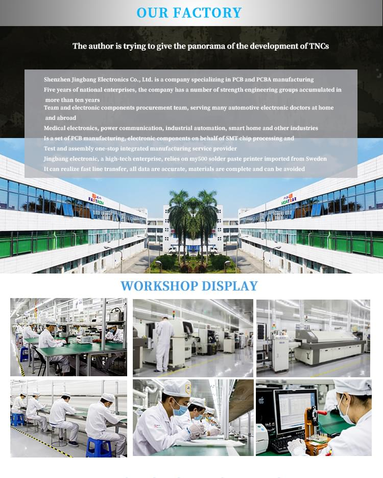 20 years pcb manufacturing and pcb assembly factory