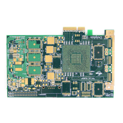 High frequency circuit boards