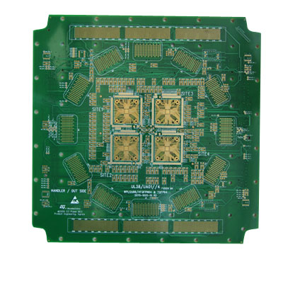 Multilayer Gold-Plated PCB Board