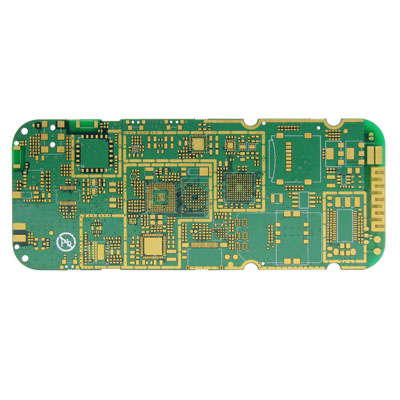 Gold Finger Electronic Printed Circuit Board