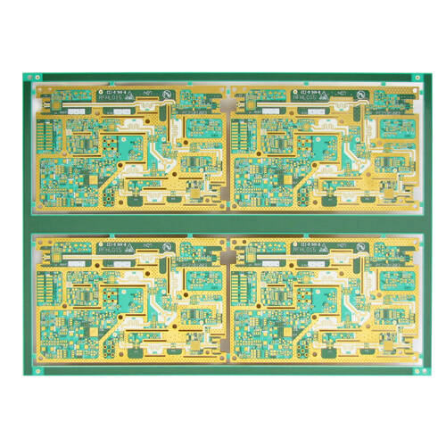 Gold-Plated PCB